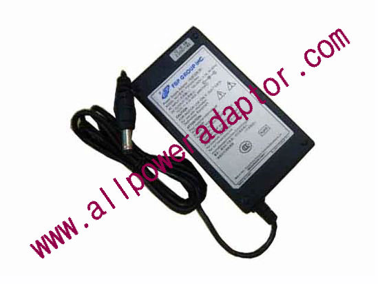 New 12V 5A CHI CH-1205 AC Adapter Power Supply for BenQ FP