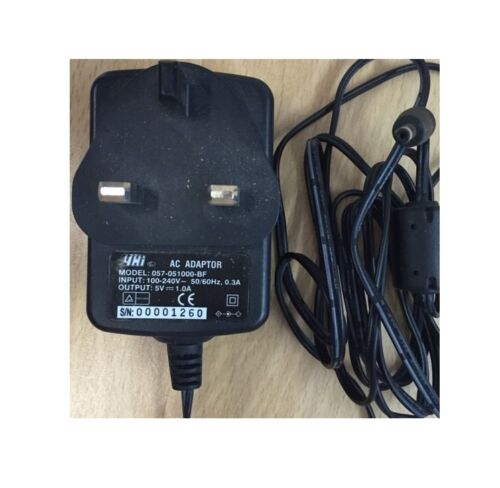 APD / Asian Power Devices WA-24K24FG AC Adapter 24V 1A, 5 5/2 5mm